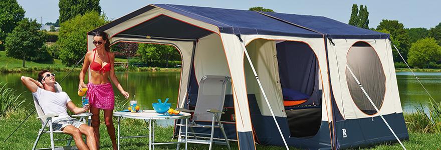 camping vacances