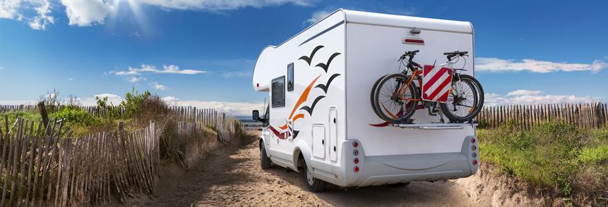séjour en camping car