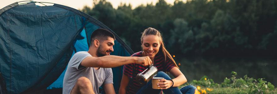Un bon camping